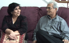 Ashok and Maya Shukla immigrated to the U.S. from Ahmedabad, in the state of Gujarat, India. Ashok came to the United States around 1966, and Maya came in 1969. They both came to explore new life and the educational opportunities present in America.